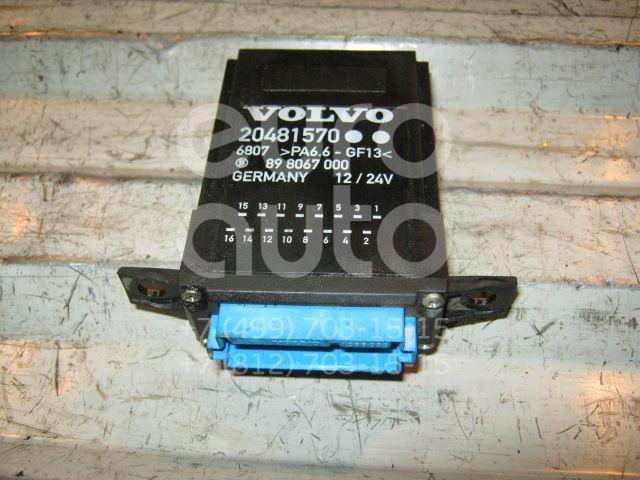 Блок электронный Volvo TRUCK FH12 2000-2008; (20481570)  - купить со скидкой