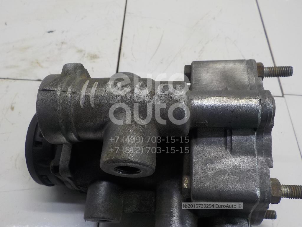 Кран управления тормозами прицепа Scania 4 R series 1995-2007; (9730090100)  - купить со скидкой