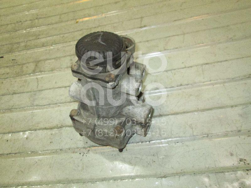 Купить Кран управления тормозами прицепа Scania 4 P series 1995-2007; (9730090100)