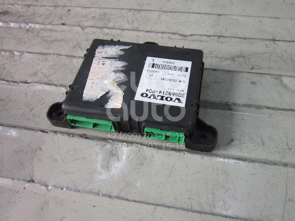 Купить Блок управления подвеской Volvo TRUCK FM12 1998-; (20569214)