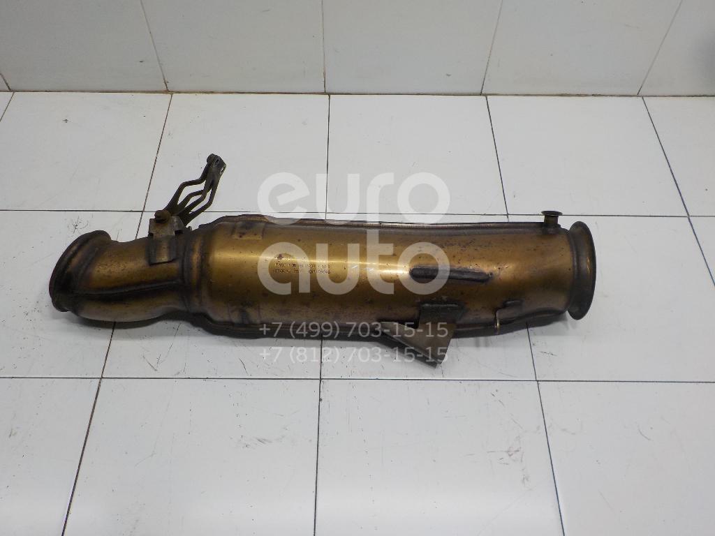 Приемная труба глушителя MAN TGS 2007-; (51.15230.5019)  - купить со скидкой