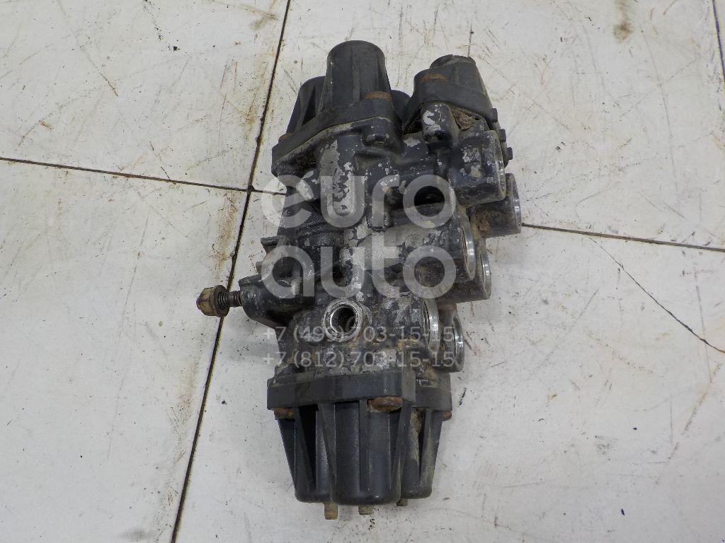 Купить Кран защитный 4-х контурный Mercedes Benz TRUCK ACTROS MP2 2002-2008; (9347050050)