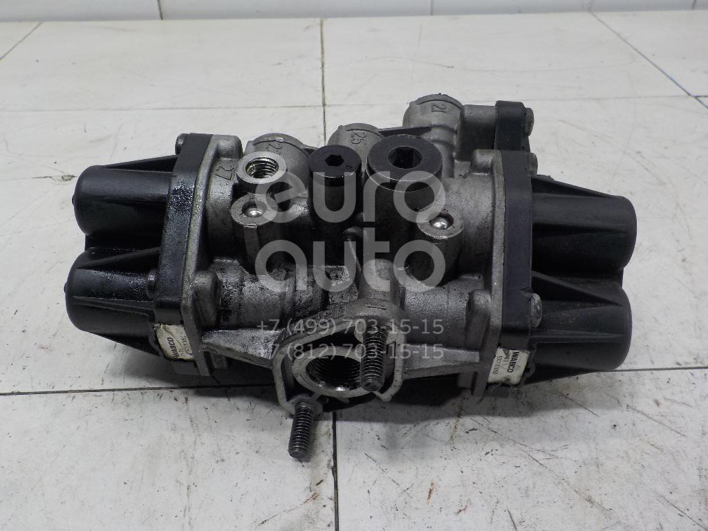 Купить Кран защитный 4-х контурный Mercedes Benz Truck Axor 2 2006-; (9347050050)