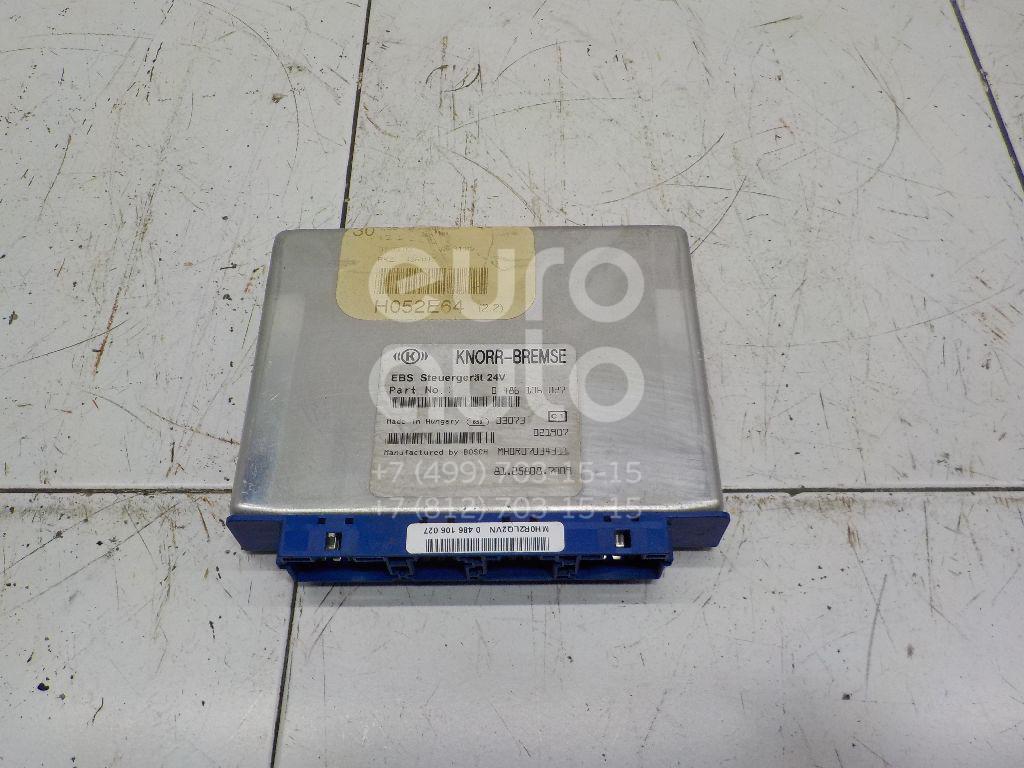 Купить Блок управления ABS MAN 4-Serie TGA 2000-2008; (81.25808.7009)
