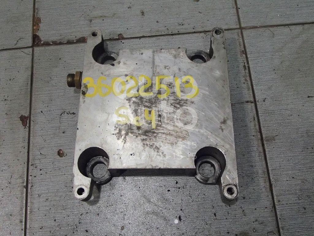 Купить Радиатор топливный Scania 4 R series 1995-2007; (1367418)