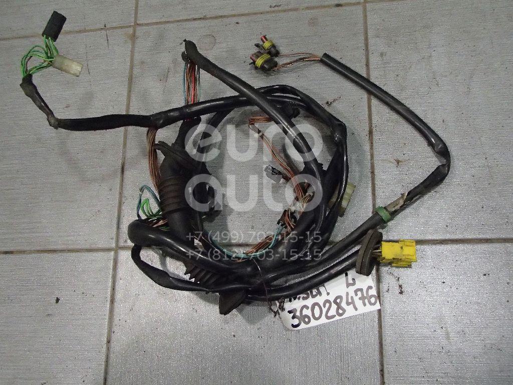 Проводка (коса) Iveco Stralis 2002-2006; (41224569)
