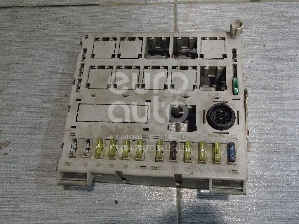 Блок предохранителей на сканию бу фото фото 105-85