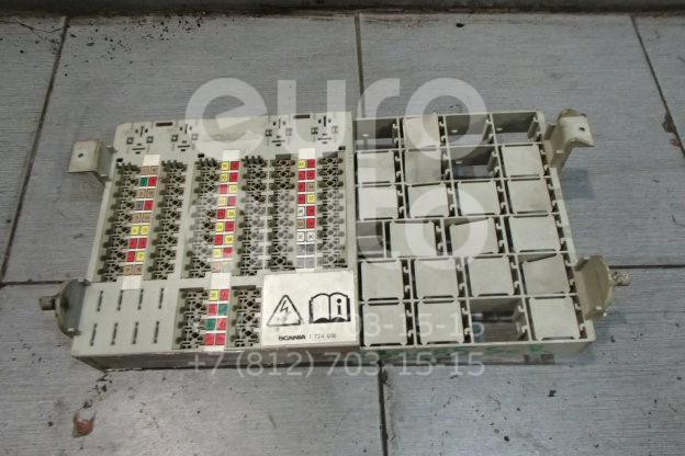 Блок предохранителей на сканию бу фото фото 105-103