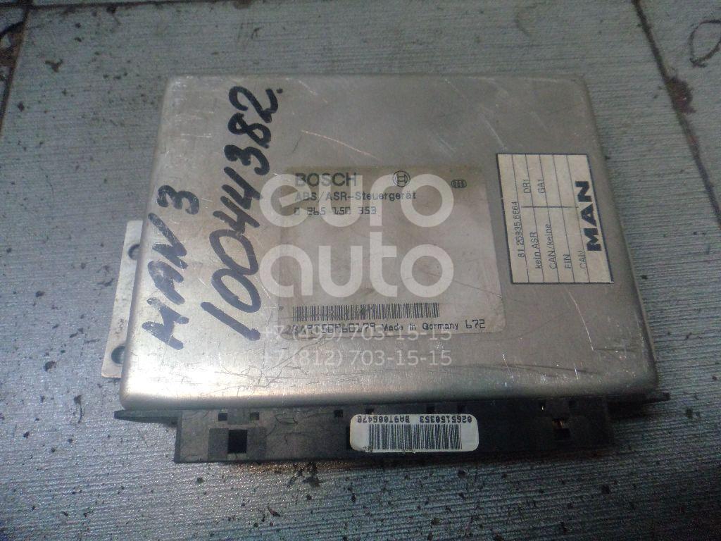 Купить Блок управления ABS MAN 3-Serie F2000 1994-2001; (0265150353)