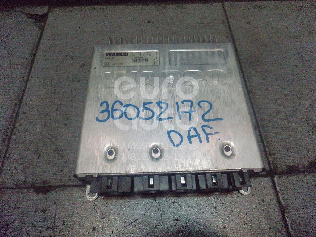 Купить Блок управления ABS DAF XF 2002-; (1454700)