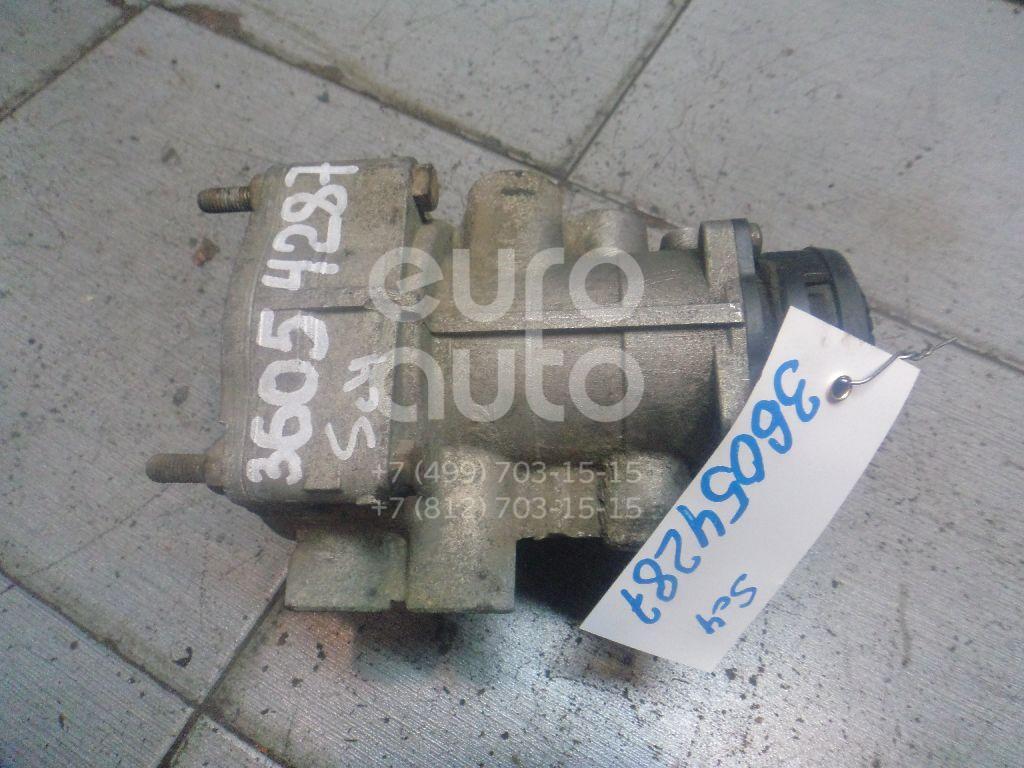 Купить Кран управления тормозами прицепа Scania 4 R series 1995-2007; (9730090100)