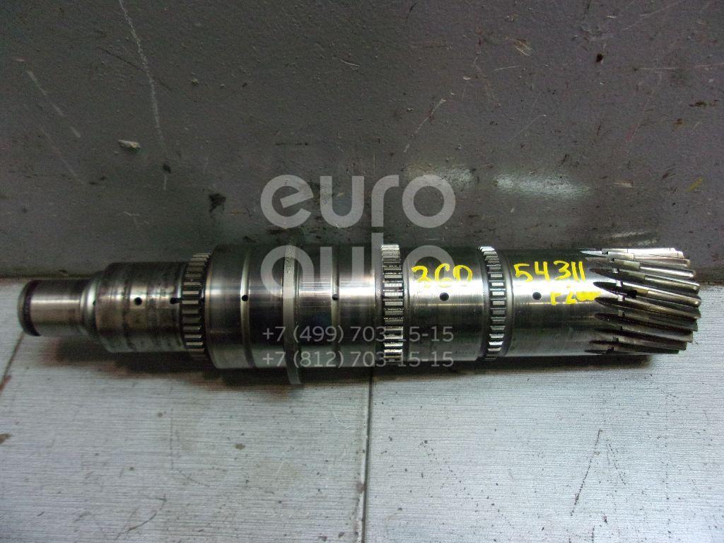Купить Вал КПП вторичный MAN 3-Serie F2000 1994-2001; (1315304084)