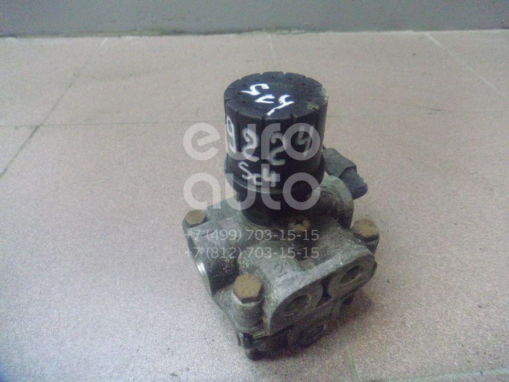 Купить Клапан ускорительный Scania 4 R series 1995-2007; (1425183)