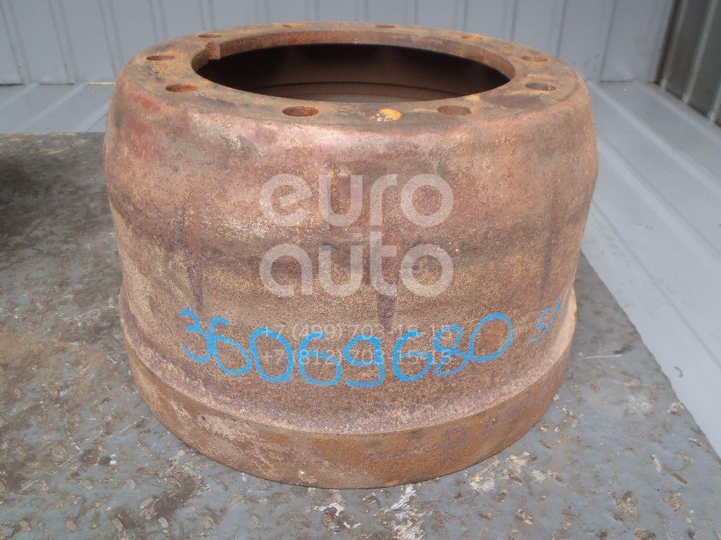 Купить Барабан тормозной Shaanxi Shacman F2000 1998-2006; (99112340006)