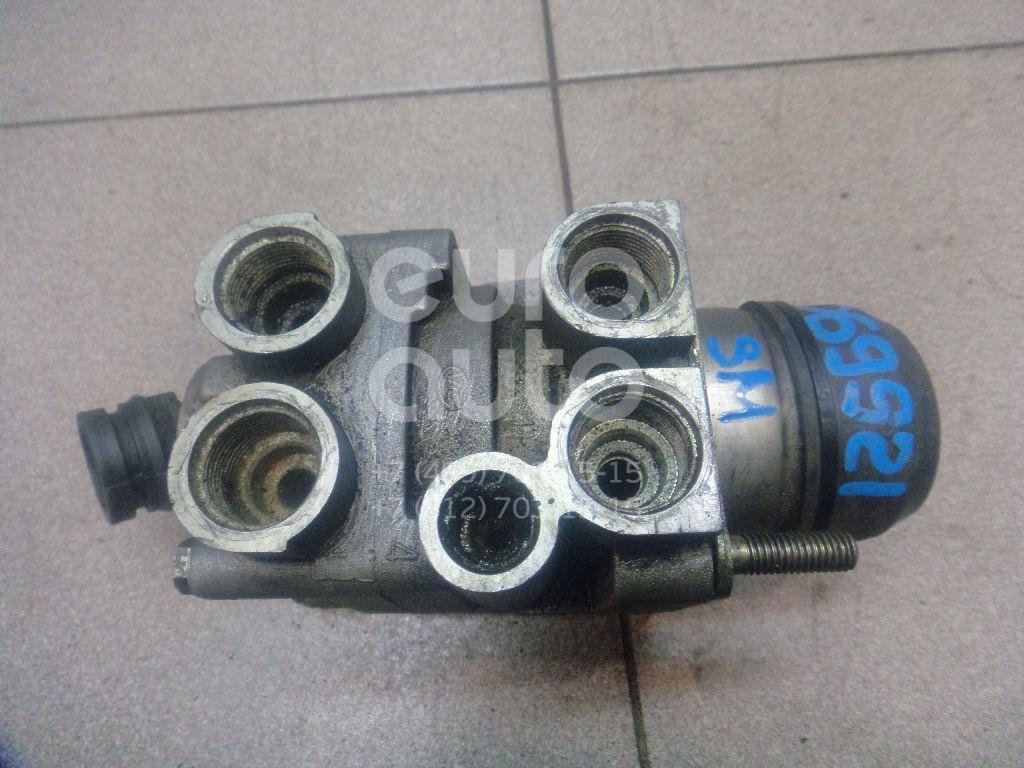 Купить Кран тормозной главный Shaanxi Shacman F2000 1998-2006; (DZ9100360080)