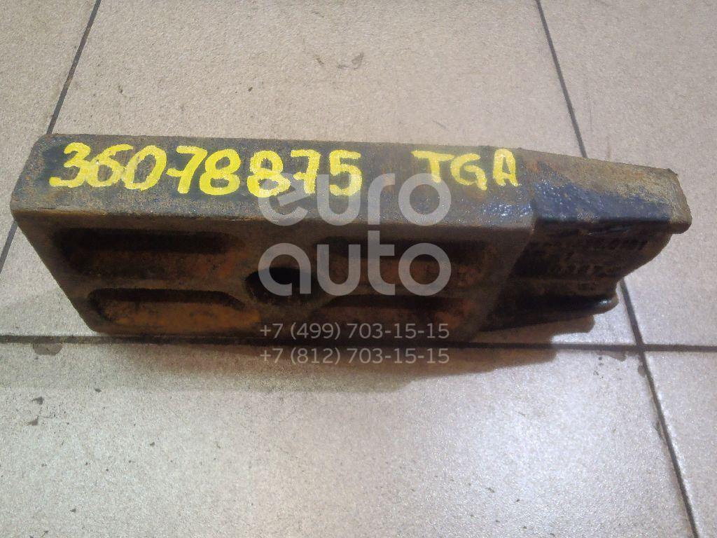 Купить Проставка MAN 4-Serie TGA 2000-2008; (81.41336.0181)