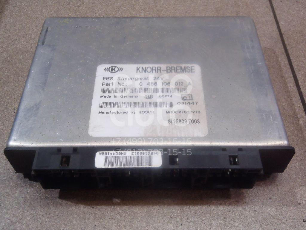 Купить Блок управления ABS MAN 4-Serie TGA 2000-2008; (81.25808.7003)