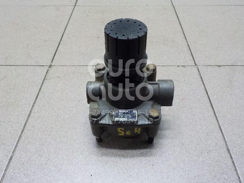 Купить Клапан ускорительный Scania 4 P series 1995-2007; (1350118)