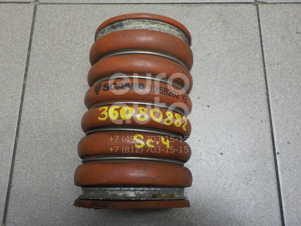 Купить Патрубок интеркулера Scania 4 P series 1995-2007; (1358202)