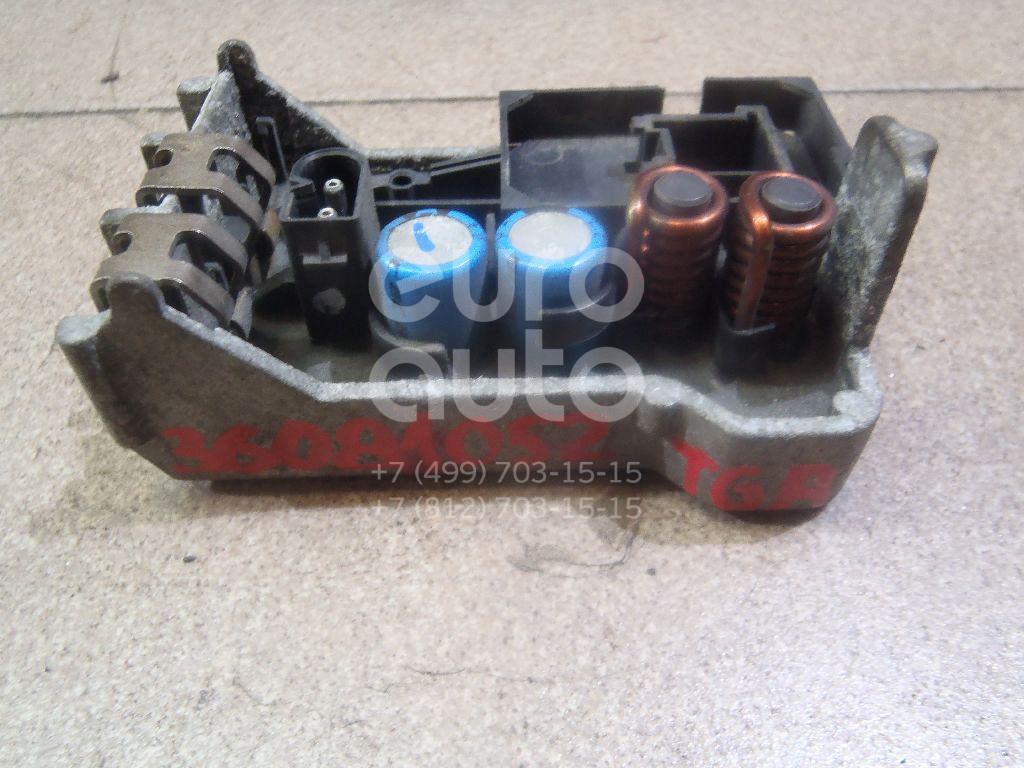 Купить Резистор отопителя MAN 4-Serie TGA 2000-2008; (9140010351)