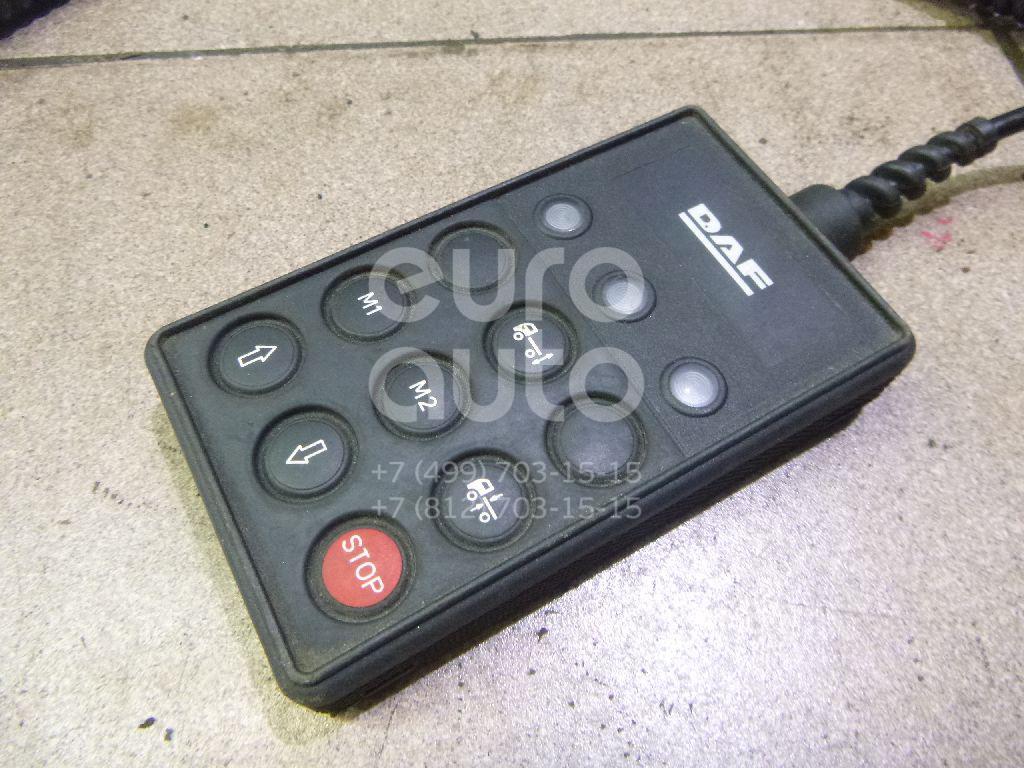 Купить Пульт управления пневморессорами DAF XF 2002-; (1337230)