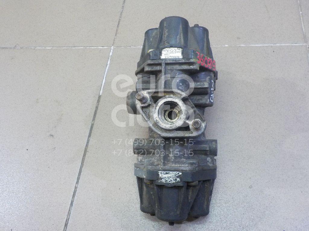 Кран защитный 4-х контурный Mercedes Benz TRUCK ACTROS I 1996-2002; (9347050050)  - купить со скидкой