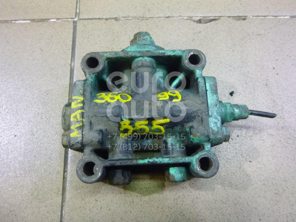 Купить Клапан пневматический MAN 2-Serie F90 1986-1997; (81.52170.6091)