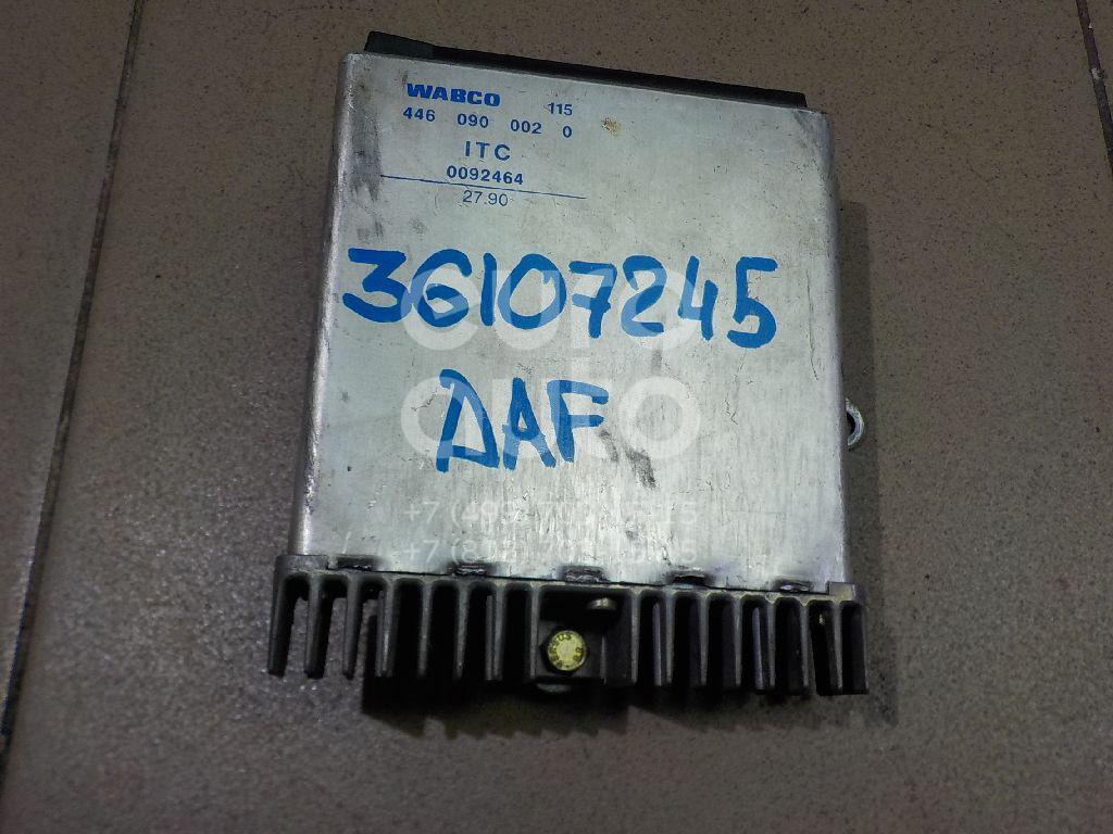 Купить Блок управления климатической установкой DAF 95 1987-1998; (4460900020)