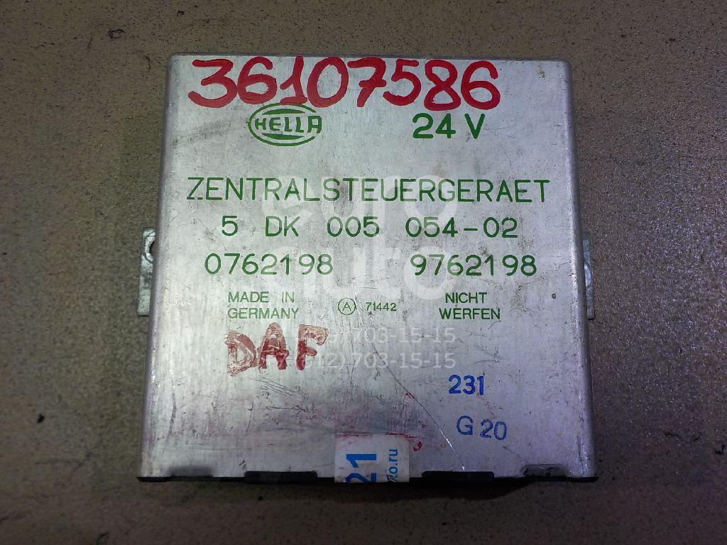 Блок управления светом DAF 95 1987-1998; (0762198)  - купить со скидкой