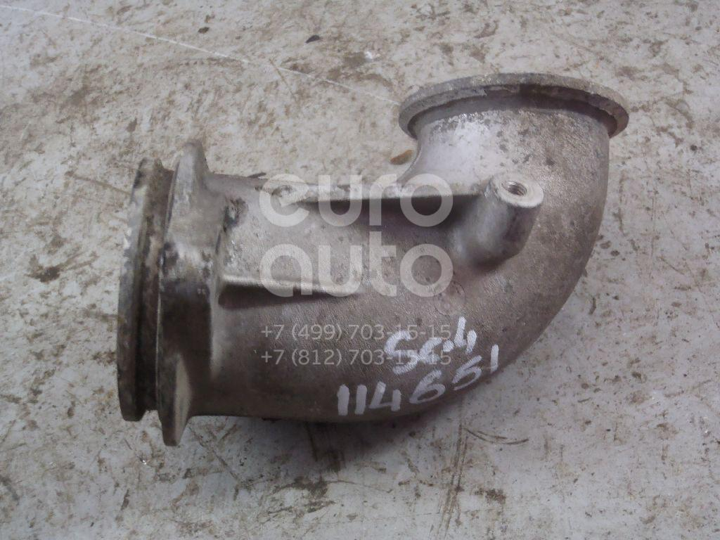 Купить Патрубок интеркулера Scania 4 P series 1995-2007; (1372058)