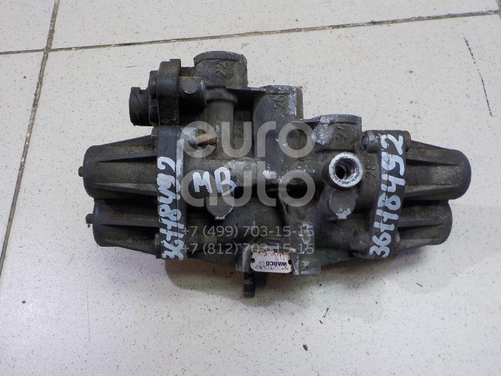 Купить Кран защитный 4-х контурный Mercedes Benz Truck Axor 2 2004-; (9347050050)