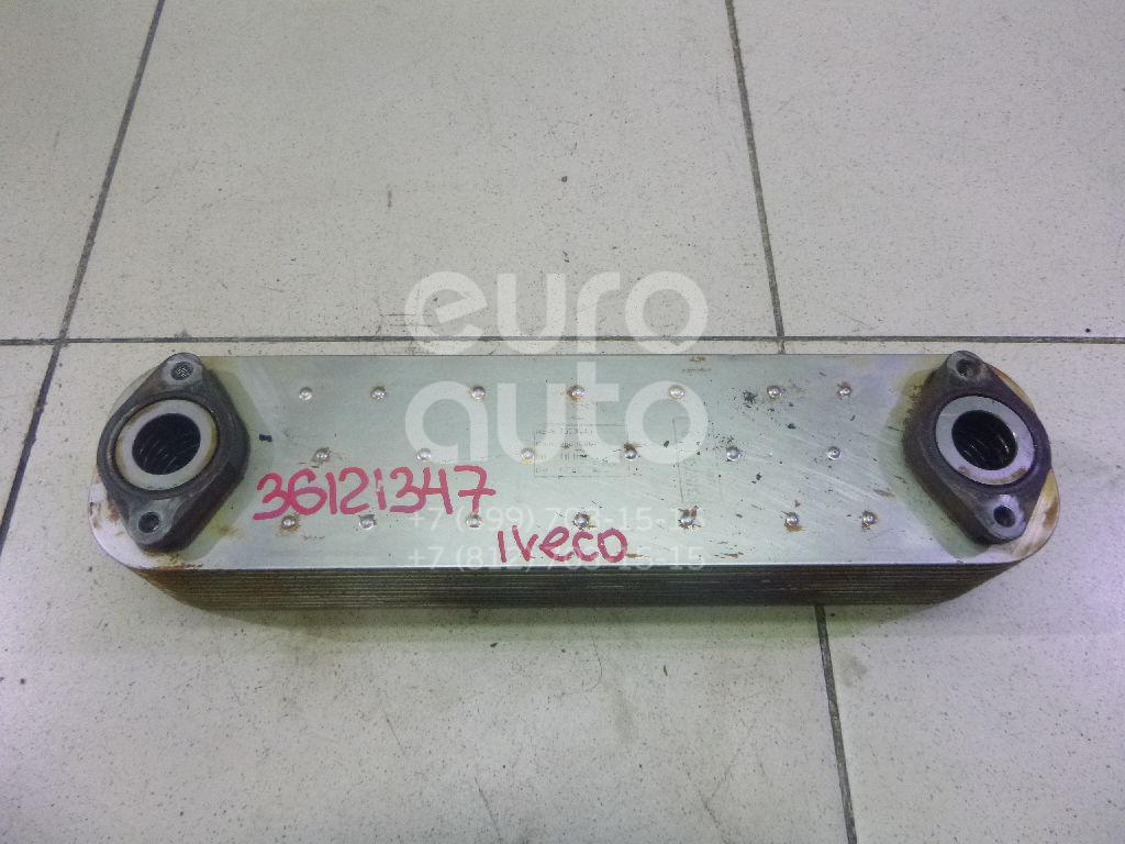 Купить Радиатор масляный Iveco Stralis 2002-2006; (98498467)