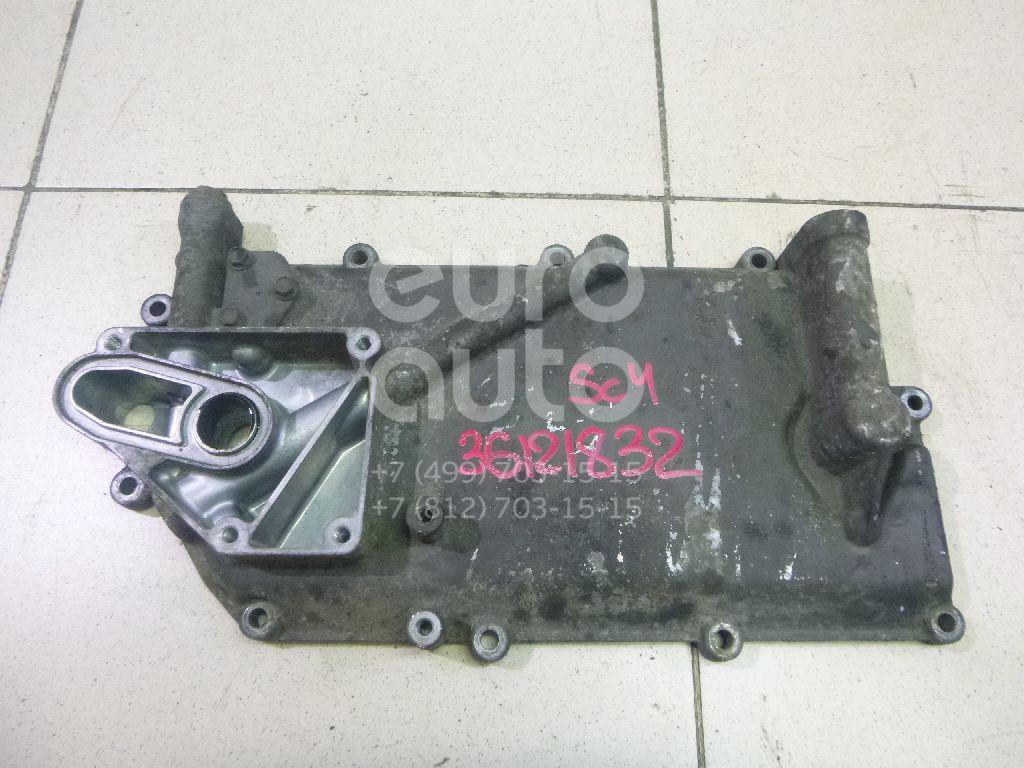Купить Крышка масляного радиатора Scania 4 R series 1995-2007; (1429952)