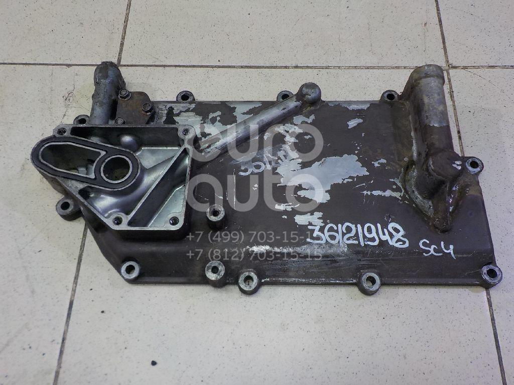Купить Крышка масляного радиатора Scania 4 T series 1995-2007; (1429952)