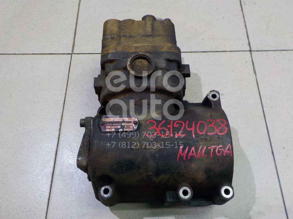 Купить Компрессор MAN 4-Serie TGA 2000-2008; (51541007121)