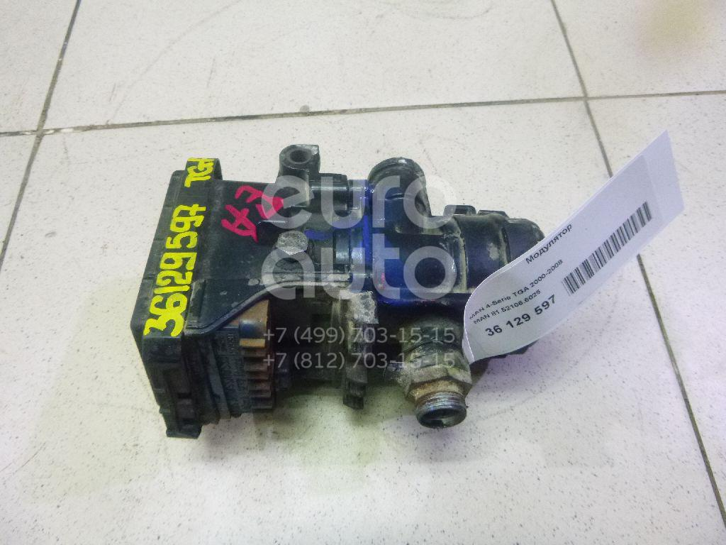 Модулятор MAN 4-Serie TGA 2000-2008; (81.52106.6025)