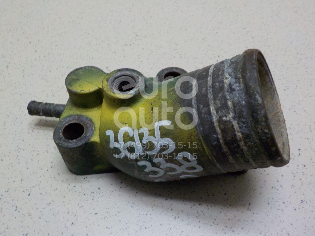 Фланец двигателя системы охлаждения Scania 2-Serie 1980-1988; (384037)
