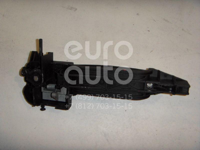 Ручка двери передней наружная правая для Ford Fiesta 2001-2008 - Фото №1