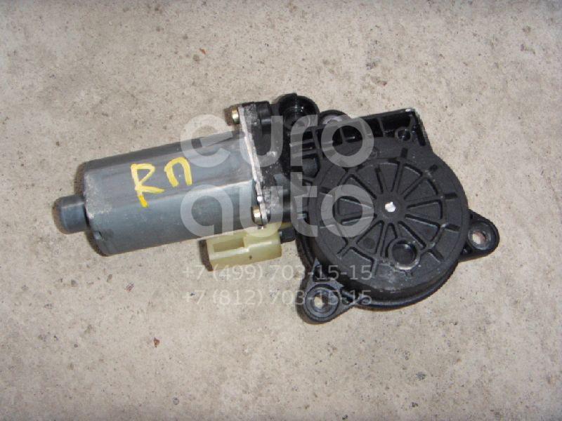 Моторчик стеклоподъемника для Ford Fiesta 2001-2008 - Фото №1