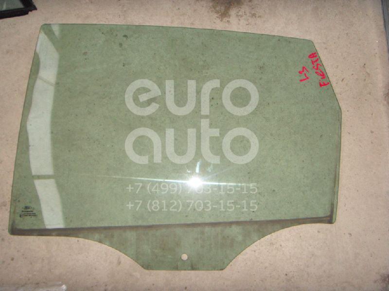 Стекло двери задней левой для Ford Fiesta 2001-2008 - Фото №1