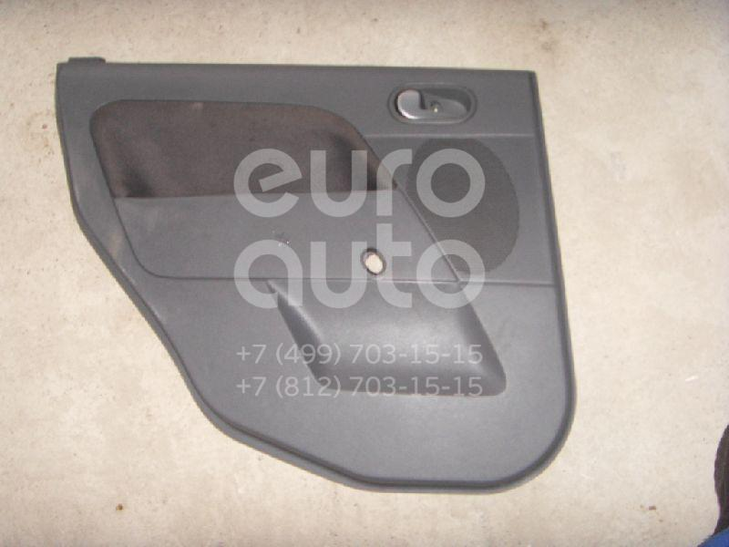 Обшивка двери задней левой для Ford Fiesta 2001-2008 - Фото №1