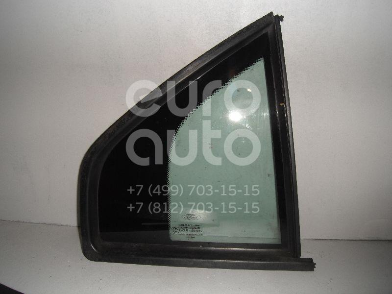 Стекло двери задней правой (форточка) для Ford Mondeo III 2000-2007 - Фото №1