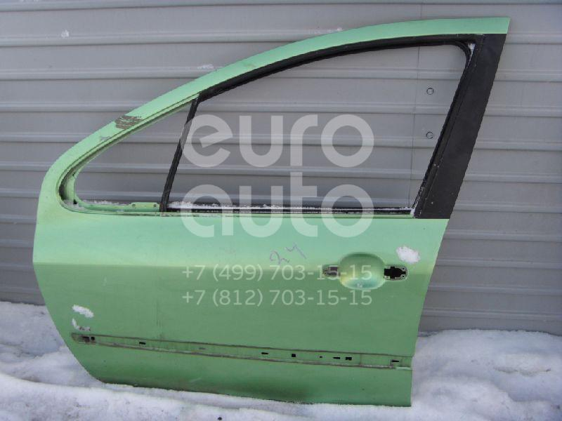 Дверь передняя левая для Peugeot 307 2001-2007 - Фото №1
