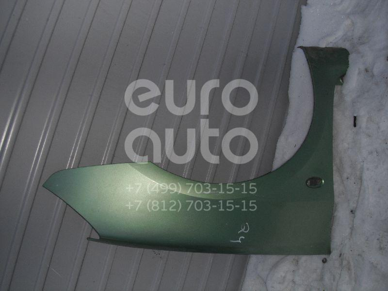 Крыло переднее правое для Peugeot 307 2001-2007 - Фото №1