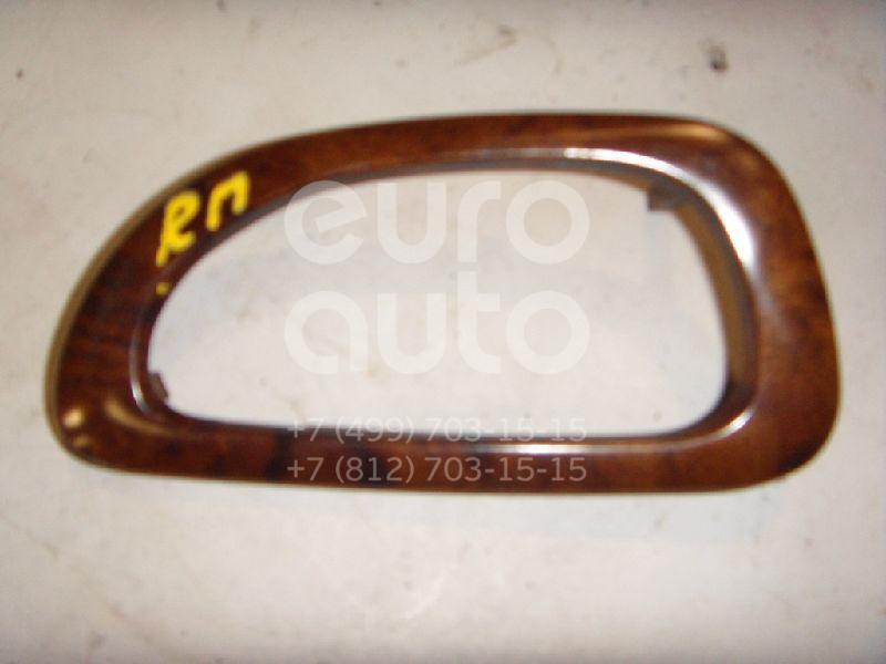 Накладка ручки внутренней для Peugeot 307 2001-2007 - Фото №1