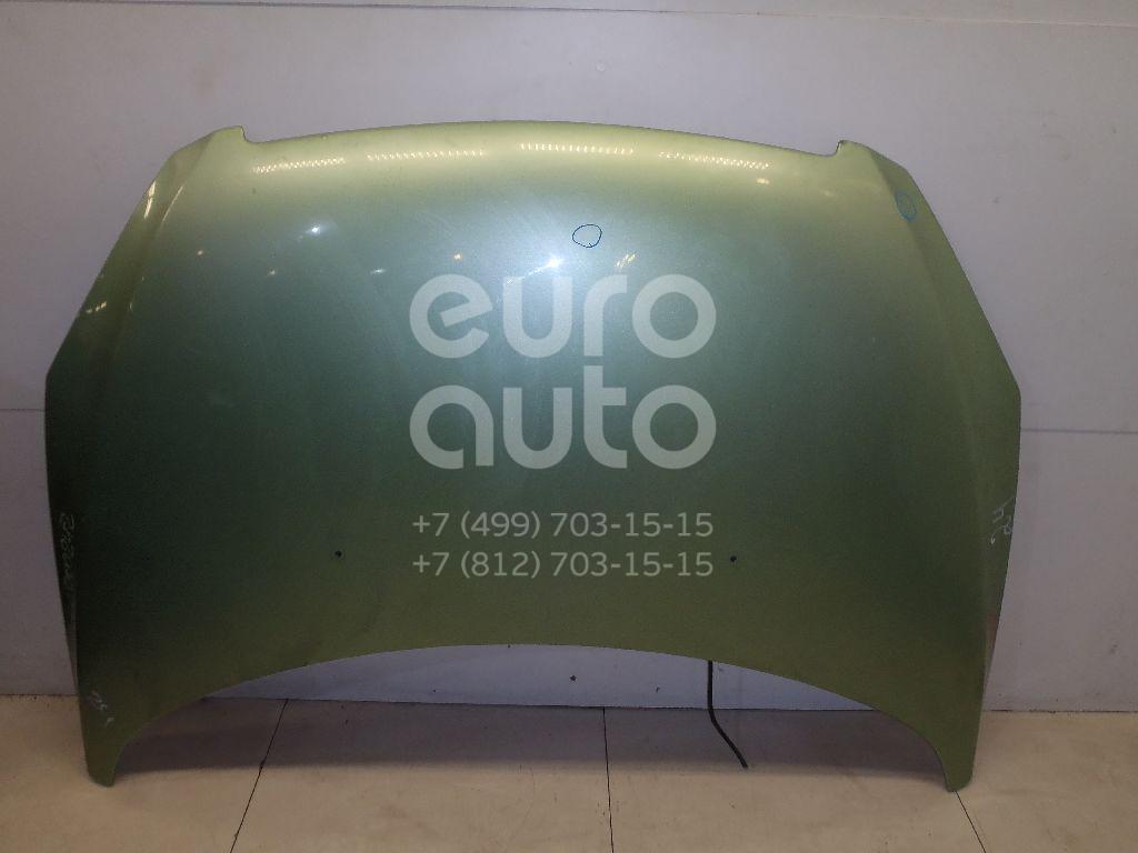 Капот для Peugeot 307 2001-2007 - Фото №1