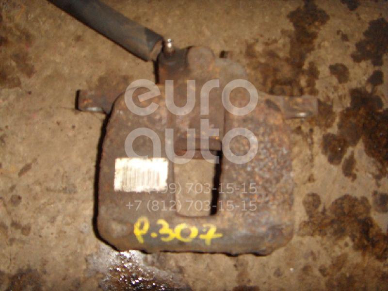 Суппорт передний левый для Peugeot 307 2001-2007 - Фото №1