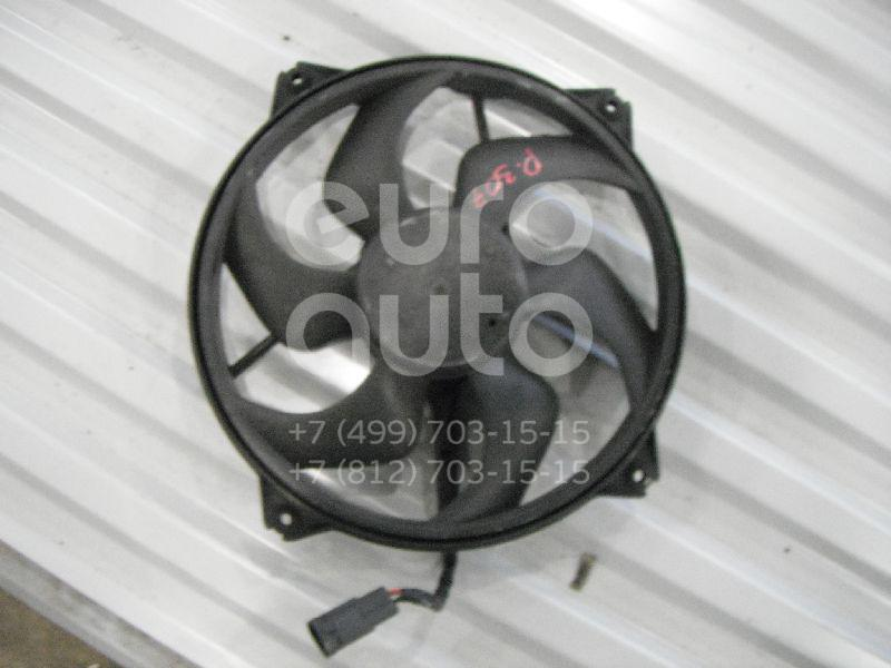 Вентилятор радиатора для Peugeot 307 2001-2007 - Фото №1