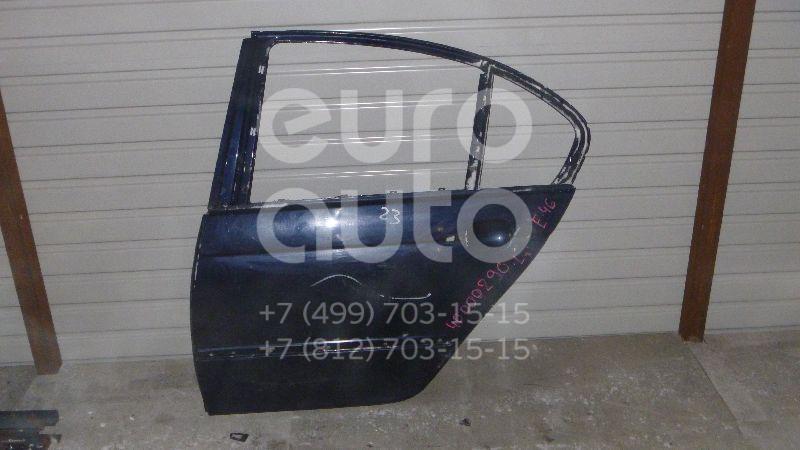 Дверь задняя левая для BMW 3-серия E46 1998-2005 - Фото №1