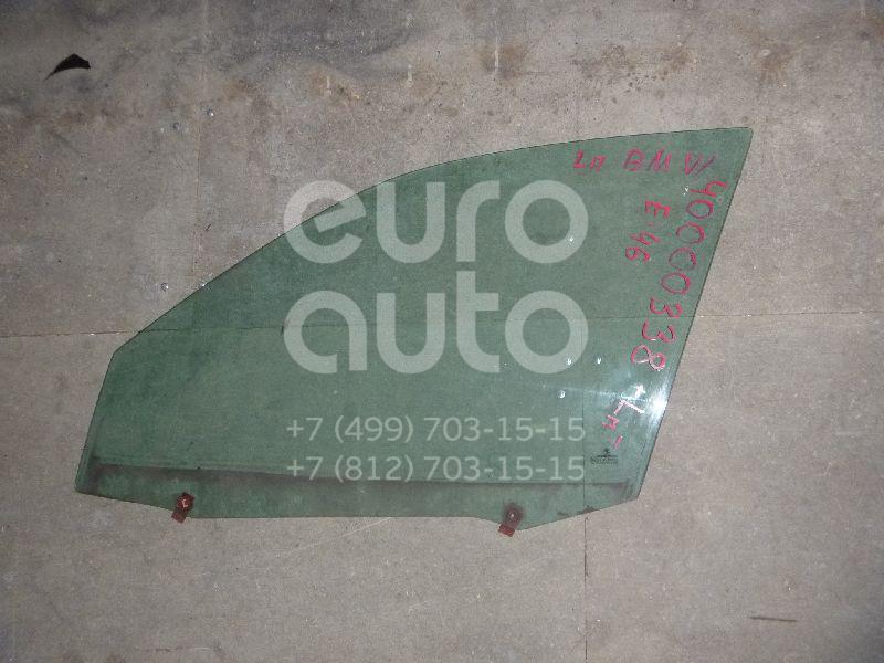 Стекло двери передней левой для BMW 3-серия E46 1998-2005 - Фото №1